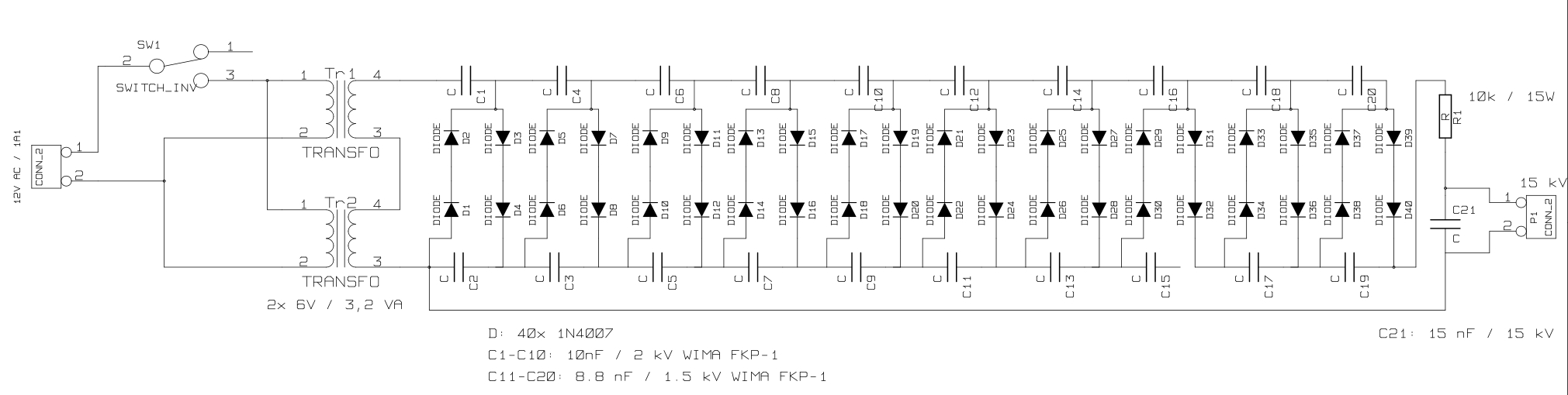 Rudi\'s Homepage - Elektronik